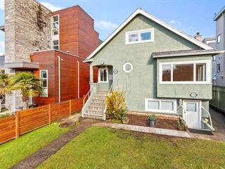 Duplex for sale in Kitsilano, Vancouver, Vancouver West, 1983-1985 Whyte Avenue, 262565955 | Realtylink.org