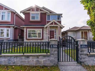 House for sale in South Vancouver, Vancouver, Vancouver East, 138 E 63rd Avenue, 262566221 | Realtylink.org