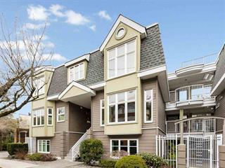 Townhouse for sale in Fairview VW, Vancouver, Vancouver West, 735 W 7th Avenue, 262565713 | Realtylink.org
