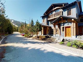 Townhouse for sale in Nordic, Whistler, Whistler, 19 2301 Taluswood Place, 262565808 | Realtylink.org