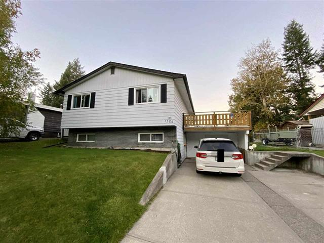 House for sale in Assman, Prince George, PG City Central, 1586 Pearson Avenue, 262565059 | Realtylink.org