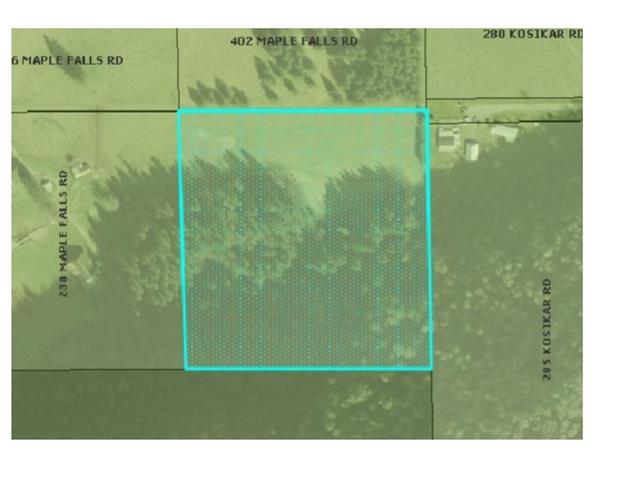Lot for sale in Columbia Valley, Cultus Lake, Sec 5 Maple Falls Road, 262564572 | Realtylink.org