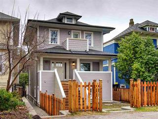 1/2 Duplex for sale in Grandview Woodland, Vancouver, Vancouver East, 1370 E 10th Avenue, 262555223 | Realtylink.org