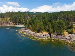 Lot for sale in Bowen Island, Bowen Island, 1820 Cape Drive, 262556934 | Realtylink.org