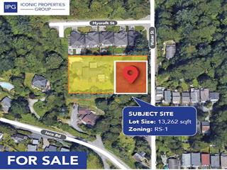 Lot for sale in North Shore Pt Moody, Port Moody, Port Moody, Lot B 120 Water Street, 262557089 | Realtylink.org