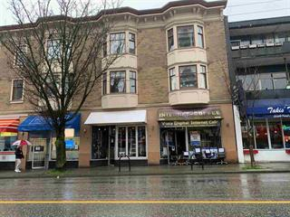 Retail for lease in West End VW, Vancouver, Vancouver West, 1104 Davie Street, 224941491 | Realtylink.org