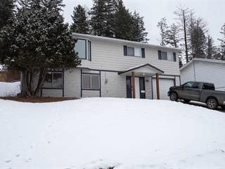 House for sale in Williams Lake - City, Williams Lake, Williams Lake, 1390 N 11th Avenue, 262557602 | Realtylink.org