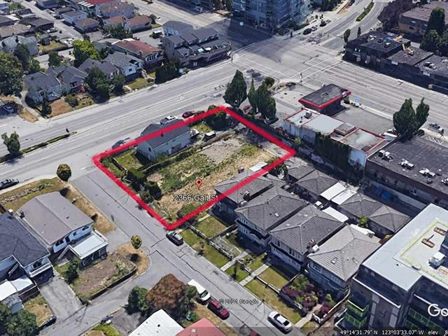 Commercial Land for sale in Victoria VE, Vancouver, Vancouver East, 2366 Galt Street, 224941484 | Realtylink.org