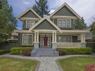 House for sale in Shaughnessy, Vancouver, Vancouver West, 1121 W 39th Avenue, 262556481 | Realtylink.org
