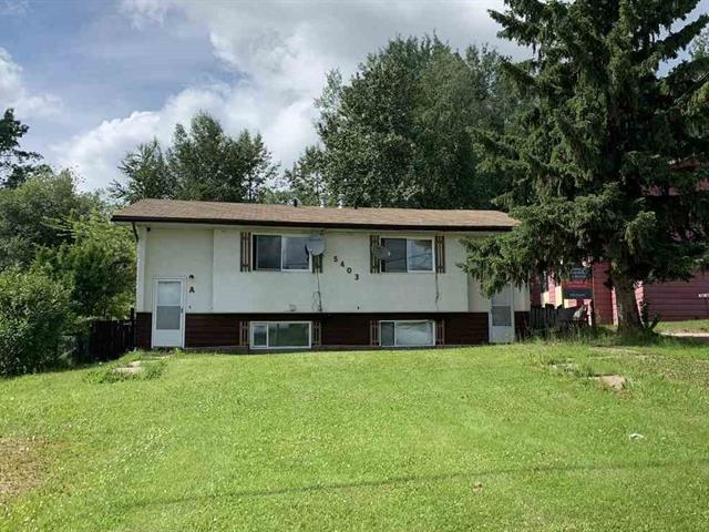 Duplex for sale in Fort Nelson -Town, Fort Nelson, Fort Nelson, 5403 50 Street, 262557177   Realtylink.org