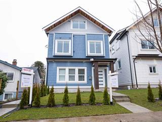 1/2 Duplex for sale in Renfrew Heights, Vancouver, Vancouver East, A 4296 Kaslo Street, 262556653   Realtylink.org