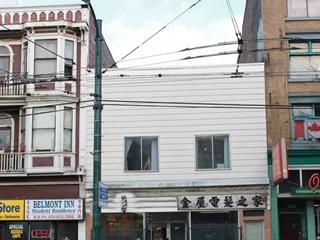 Retail for sale in Strathcona, Vancouver, Vancouver East, 245 E Hastings Street, 224941465 | Realtylink.org
