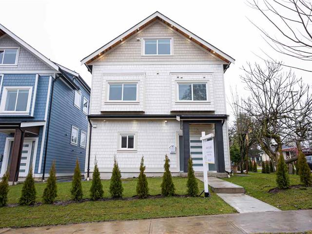 1/2 Duplex for sale in Renfrew Heights, Vancouver, Vancouver East, A 4298 Kaslo Street, 262556612   Realtylink.org