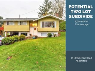 House for sale in Central Abbotsford, Abbotsford, Abbotsford, 1910 McKenzie Road, 262557784 | Realtylink.org