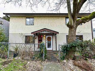 House for sale in Strathcona, Vancouver, Vancouver East, 726 Vernon Drive, 262560851 | Realtylink.org