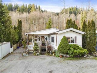 Manufactured Home for sale in Stave Falls, Mission, Mission, 137 10221 Wilson Street, 262560727 | Realtylink.org