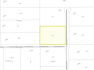 Lot for sale in Pineview, Prince George, PG Rural South, Lot 4 Blume Road, 262560235 | Realtylink.org