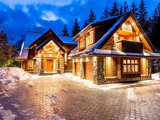 House for sale in Whistler Cay Estates, Whistler, Whistler, 6813 Beaver Lane, 262560510 | Realtylink.org