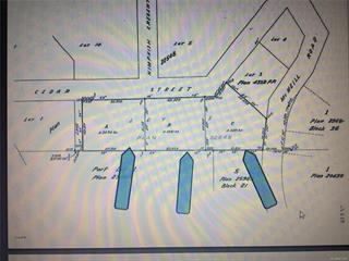 Lot for sale in Port McNeill, Port McNeill, 347,363&389 Cedar St, 861094 | Realtylink.org
