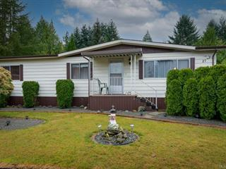 Manufactured Home for sale in Ladysmith, Ladysmith, 27 5150 Christie Rd, 861157 | Realtylink.org
