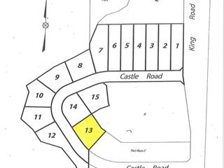 Lot for sale in Gibsons & Area, Gibsons, Sunshine Coast, Lot 13 Castle Road, 262444081   Realtylink.org
