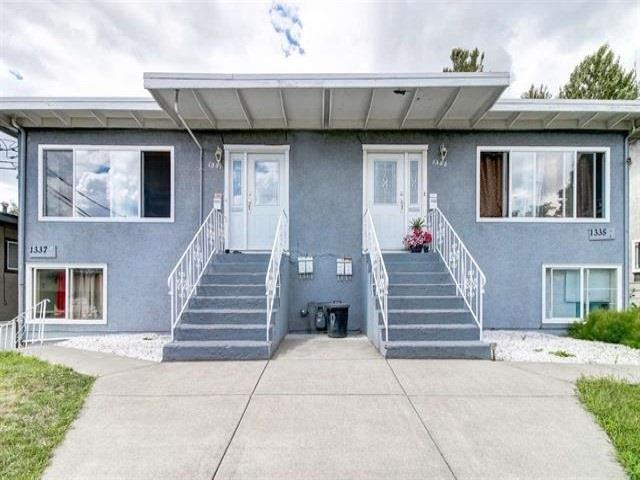 Other Plex for sale in Uptown NW, New Westminster, New Westminster, 1335 Kamloops Street, 262542638   Realtylink.org
