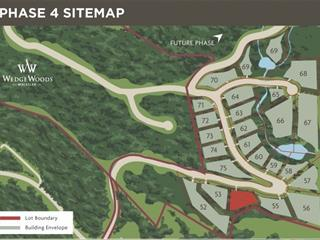 Lot for sale in WedgeWoods, Whistler, Whistler, 9228 Wedgemount Plateau Drive, 262555501 | Realtylink.org