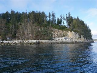 Lot for sale in See Remarks, Small Islands (North Island Area), 0 Haddington Isl, 861832 | Realtylink.org