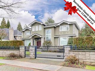 House for sale in South Granville, Vancouver, Vancouver West, 5968 Churchill Street, 262555178 | Realtylink.org
