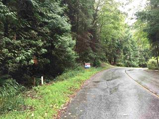 Lot for sale in Bowen Island, Bowen Island, 1455 Tunstall Boulevard, 262535989 | Realtylink.org