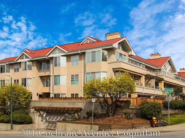 Apartment for sale in Coquitlam West, Coquitlam, Coquitlam, 212 501 Cochrane Avenue, 262550842 | Realtylink.org