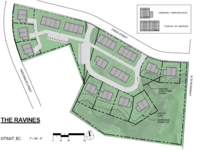 Lot for sale in Kitimat, Kitimat, 21-45 Creed Street, 262554925 | Realtylink.org