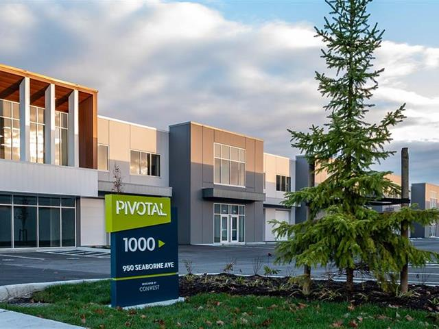 Industrial for lease in Central Pt Coquitlam, Port Coquitlam, Port Coquitlam, 1140 950 Seaborne Avenue, 224941249 | Realtylink.org