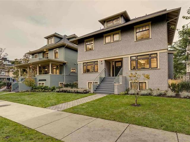Townhouse for sale in Mount Pleasant VW, Vancouver, Vancouver West, 2858 Yukon Street, 262551869 | Realtylink.org