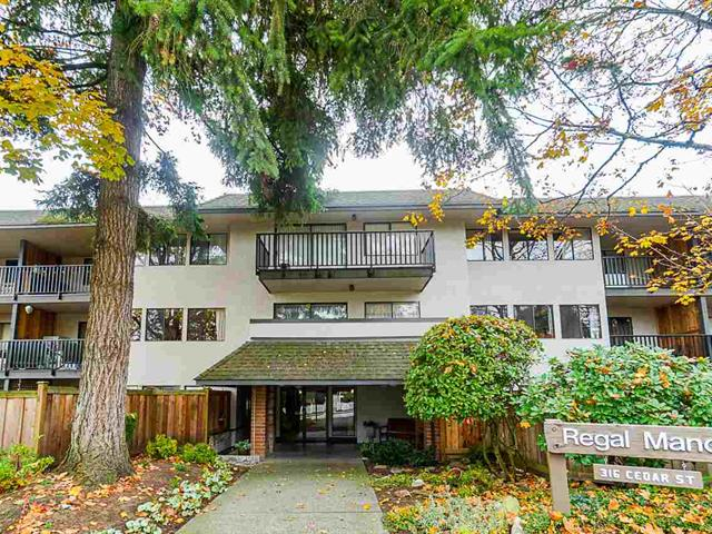 Apartment for sale in Sapperton, New Westminster, New Westminster, 210 316 Cedar Street, 262546625 | Realtylink.org