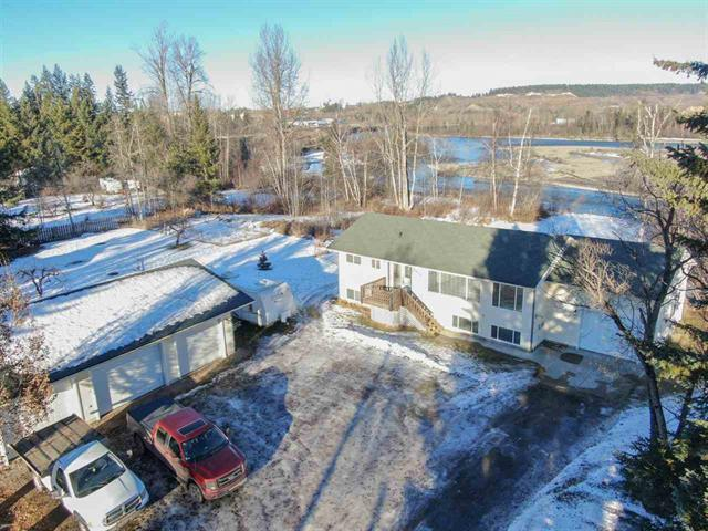 House for sale in Quesnel - Rural North, Quesnel, Quesnel, 1020 River Park Road, 262550206 | Realtylink.org