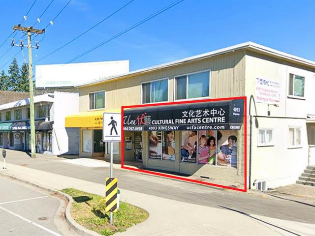 Retail for lease in Central Park BS, Burnaby, Burnaby South, 4093 Kingsway Way, 224941328   Realtylink.org