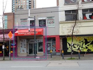 Retail for lease in Downtown VW, Vancouver, Vancouver West, 1133 Granville Street, 224940902   Realtylink.org