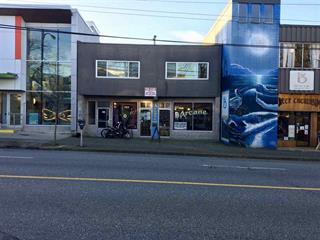 Retail for lease in Grandview Woodland, Vancouver, Vancouver East, 1111 Commercial Drive, 224941051 | Realtylink.org