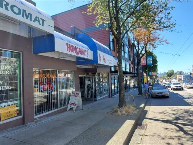 Retail for lease in Renfrew VE, Vancouver, Vancouver East, 2648 E Hastings Street, 224941044 | Realtylink.org