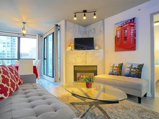 Apartment for sale in Yaletown, Vancouver, Vancouver West, 1603 939 Homer Street, 262546784   Realtylink.org