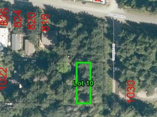 Lot for sale in Errington, Errington/Coombs/Hilliers, 10 Williams St, 864246 | Realtylink.org