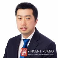 Vincent Huang, REALTOR<sup>®</sup>, Personal Real Estate Corporation