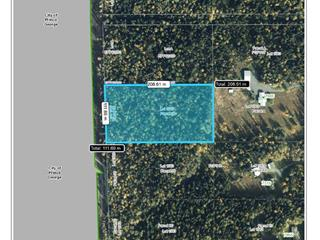 Lot for sale in Pineview, Prince George, PG Rural South, Lot 58 Wansa Road, 262556731 | Realtylink.org