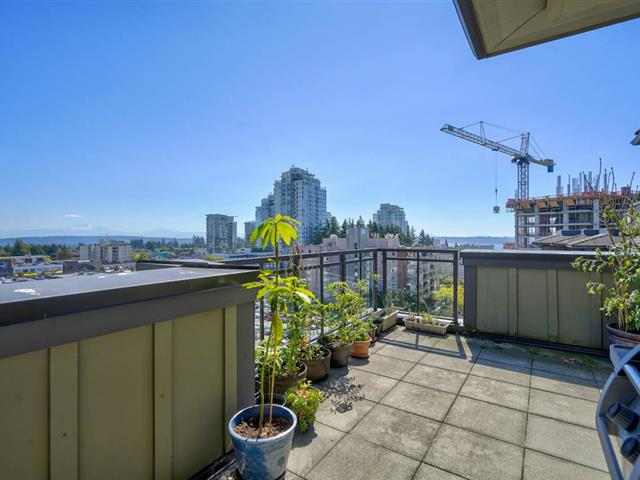Apartment for sale in White Rock, South Surrey White Rock, 801 1581 Foster Street, 262556611 | Realtylink.org