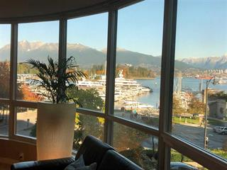 Apartment for sale in Coal Harbour, Vancouver, Vancouver West, 202 588 Broughton Street, 262556047 | Realtylink.org