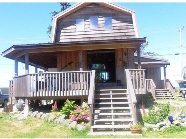 House for sale in Queen Charlotte - Rural, Queen Charlotte City, Prince Rupert, 379 Beach Road, 262555908 | Realtylink.org