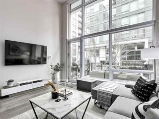 Townhouse for sale in False Creek, Vancouver, Vancouver West, 155 W 2nd Avenue, 262561504 | Realtylink.org