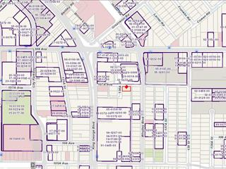 Lot for sale in Whalley, Surrey, North Surrey, 13678 107a Avenue, 262562331   Realtylink.org
