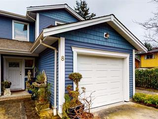 Townhouse for sale in Gibsons & Area, Gibsons, Sunshine Coast, 8 624 Shaw Road, 262562830 | Realtylink.org